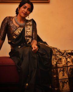 baluchari Saree