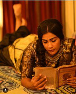 baluchari sari