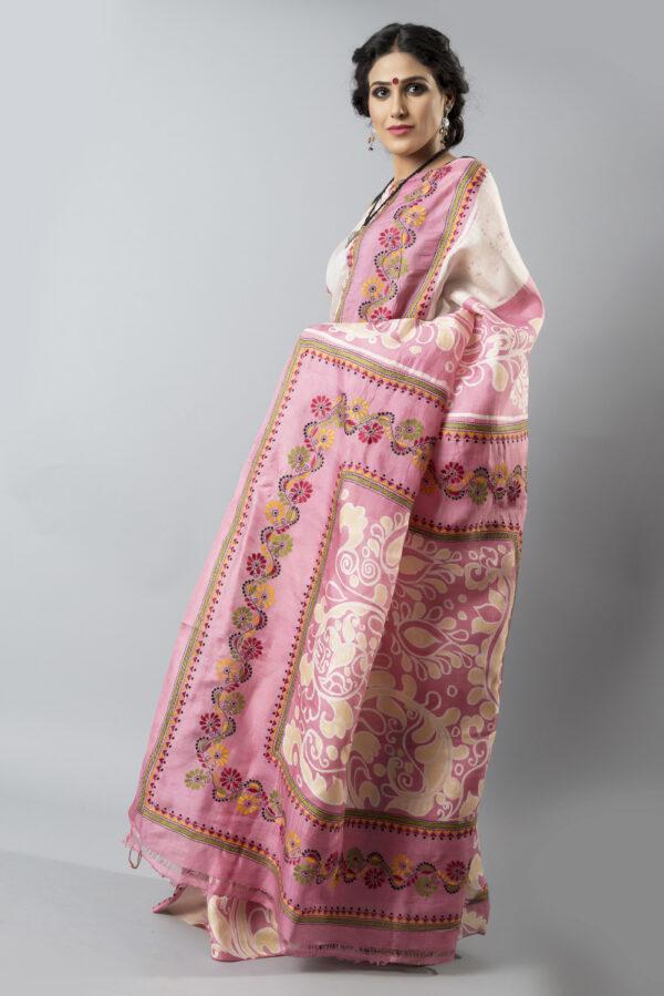 Batik Kantha Sari