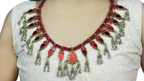 Afghan Necklace