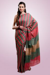 Formal wear silk sari