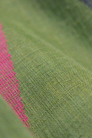 Linen Sari