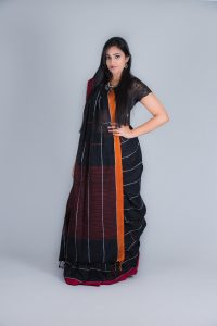 Khadi Cotton Sari