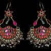 Afghan Earrings