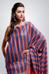 Formal wear silk sari