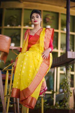 Katan Silk Saree