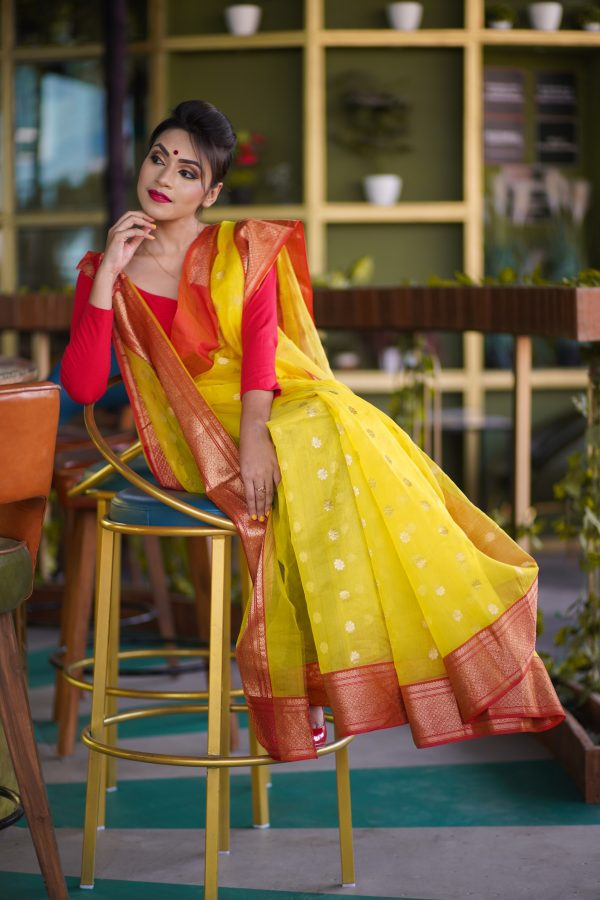 Katan Silk Saree