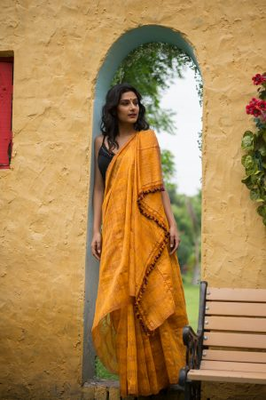 Matka Silk Saree