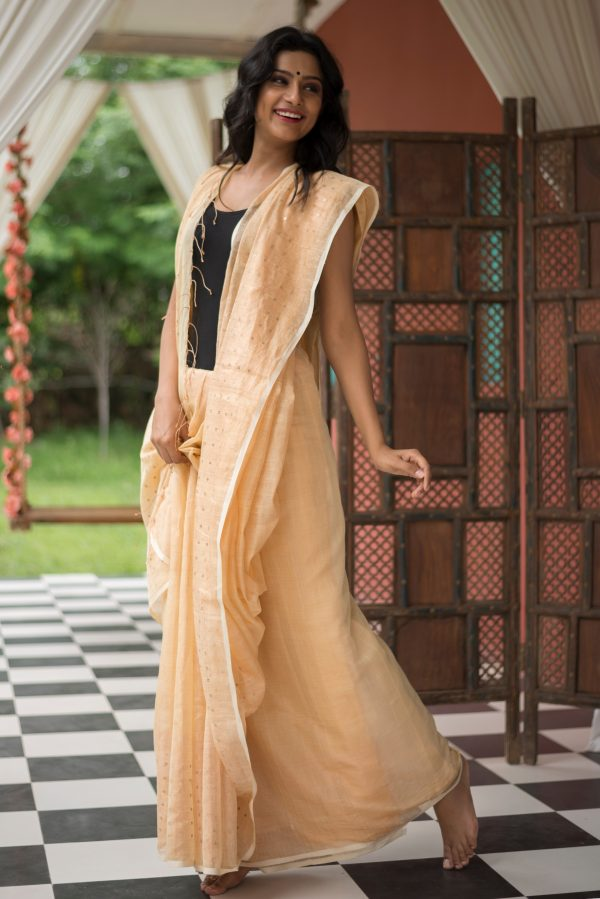 Resham Silk Saree