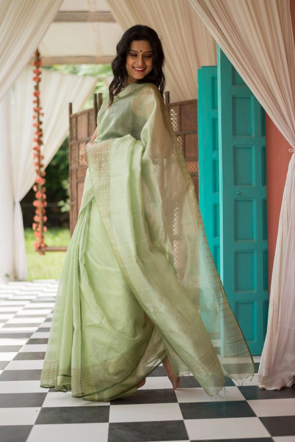 Resham Silk Saree